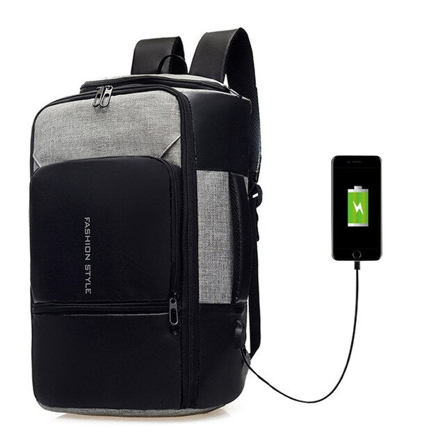 High Capacity Travel Backpack