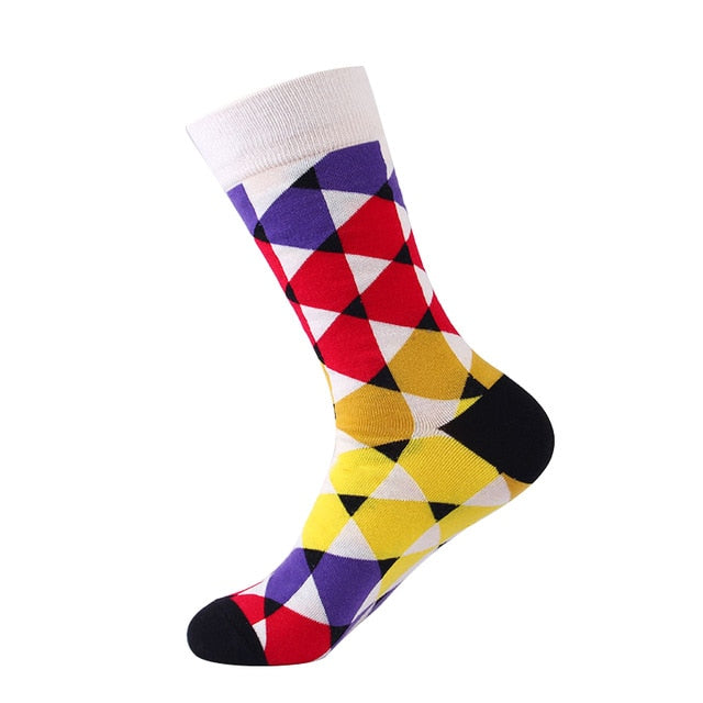 Soft Breathable Funny Socks EU 39-46
