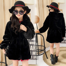 Faux Fur Fleece Snowsuit