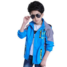 Sporty Double Deck Jackets