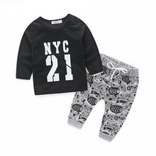Cute Long Sleeve Worsted Clothing Set
