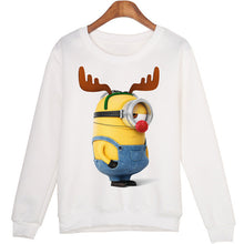 Cartoon 3D Print Sweatshirt