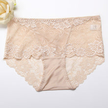 Sexy Silk Lace Seamless Panties