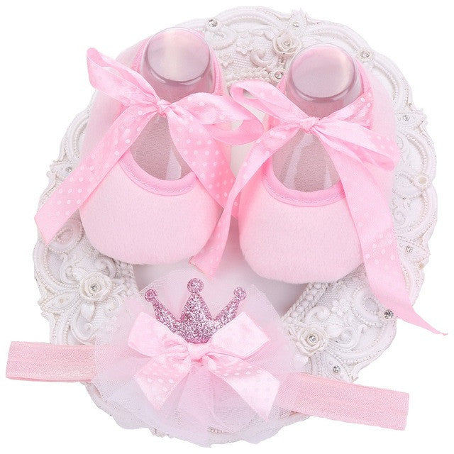 Cute Flower Satin Lace Shoes