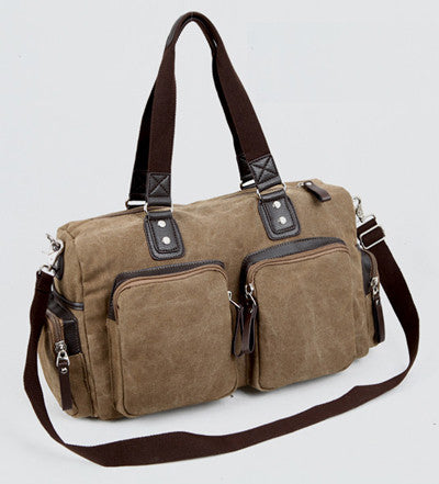 Military Luggage Canvas Bag