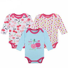 Cotton Printed Bodysuit Set