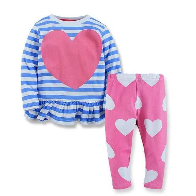 Autumn Long Sleeve Sleepwear Sets