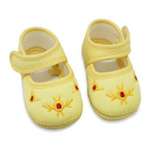 Soft Anti-Slip Crib Shoes