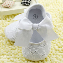 Faux Leather Crib Shoes