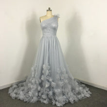 Tulle Long Evening Gown