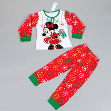 Lovely Soft Full Sleeve Pajamas Set