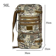 Military Multi-function Backpack