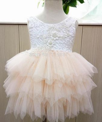 Princess Tutu Lace Dress