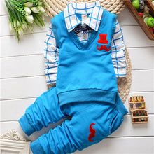 Cotton Long Sleeve Clothing Set