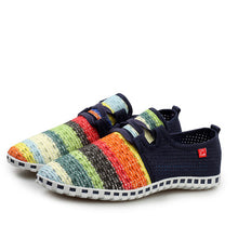 Rainbow Breathable Mesh Shoes