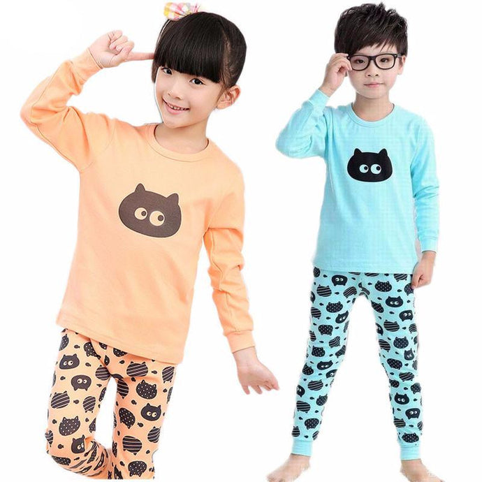 Cartoon Pajamas Sets