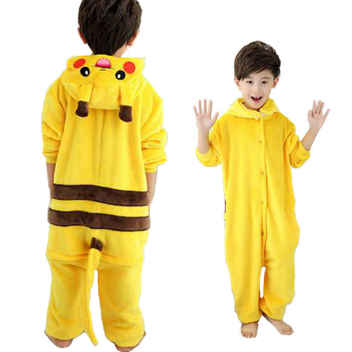 Cute Pokemon Cartoon Pajamas Sets