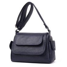 Casual PU Leather Crossbody Bags