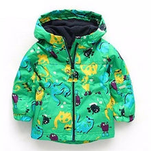 Dinosaur Raincoat Jackets