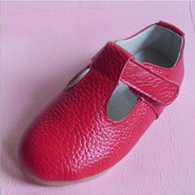 Soft Sole Leather Flats Shoes