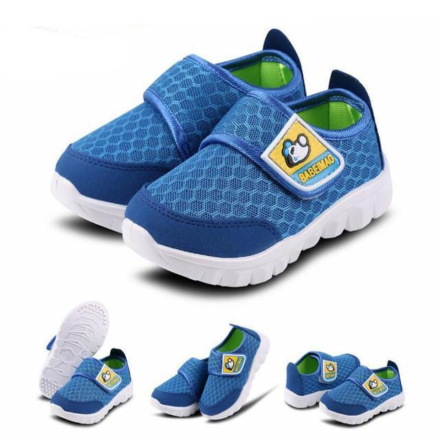 Comfort Breathable Mesh Shoes