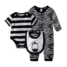 Cute Animal Jumpsuit Set