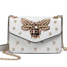 Bee PU Leather Bag