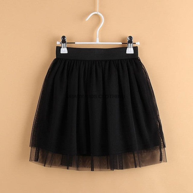 Fluffy Lovely Tutu Skirt