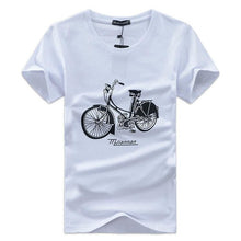 Bicycle 3D Printed T-shirts