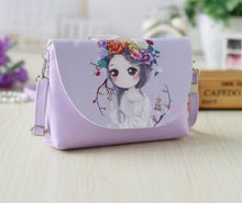 Cartoon Printing Shoulder Bags