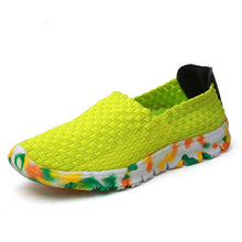 Breathable Woven Shoes