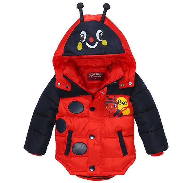 Bee Down Jacket