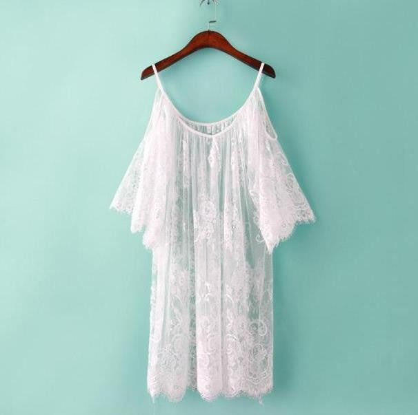 Pareo Playa Lace Beach Cover Up