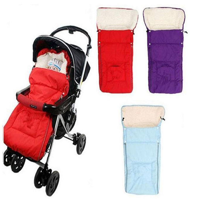 Toddler Fleabag Cotton Stroller