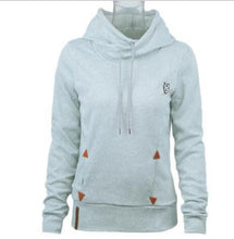 Self-tie Pocket Hooded Sweatshirt