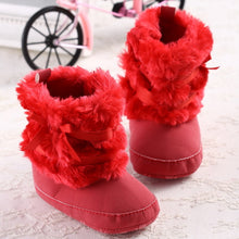 Super Warm Winter Ankle Snow Boots