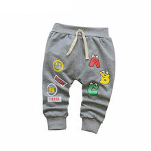 Cartoon Alphabet Pants