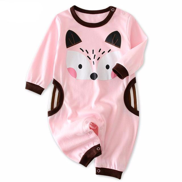 Totoro Cartoon Romper