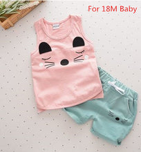 Broadcloth O Neck Clothes Set