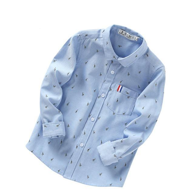 Cotton Long Sleeve Shirts