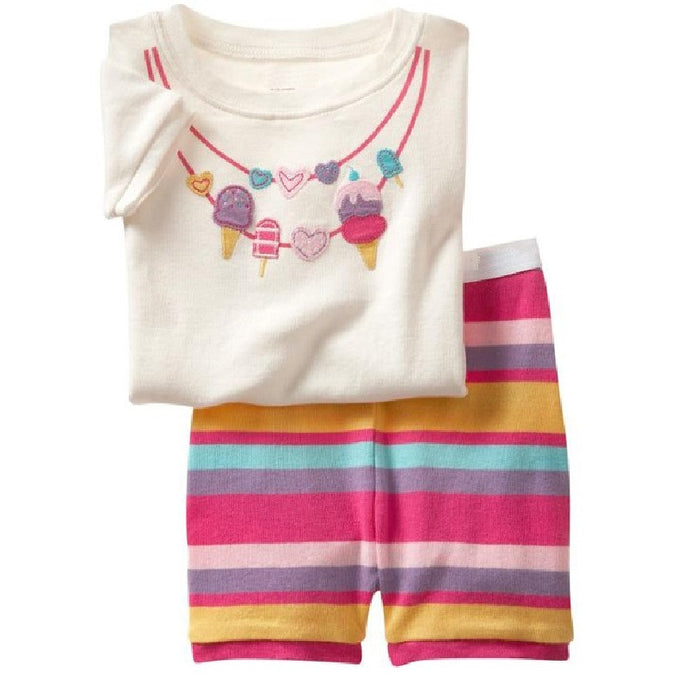Summer T-Shirts Sleepwear