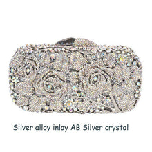 Crystal Bridal Handbag