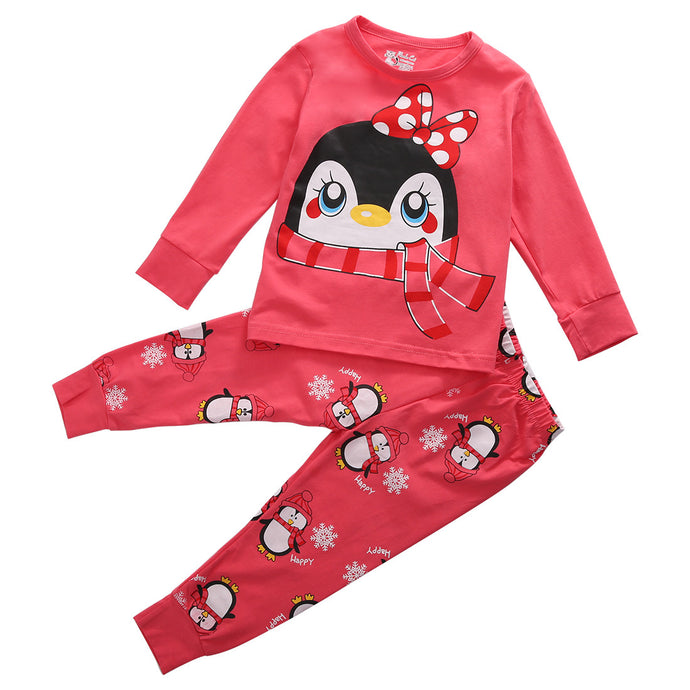 Cartoon Sleepwear Sets