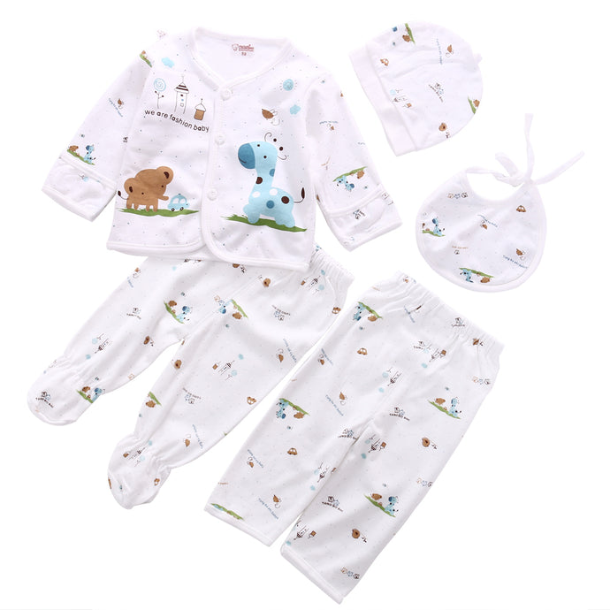 Cotton Sleepwear Clothes Sets