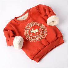 Cartoon Thicken Sweaters