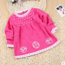 Cute Knitting Printed Sweater