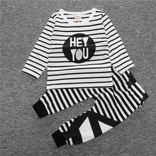 Striped Fashion Baby Clothing