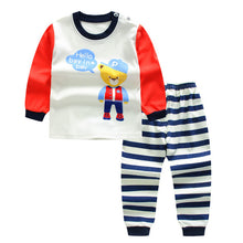 Summer Cotton Clothing Suit