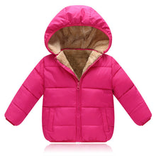 Fur Broadcloth Winter Jacket