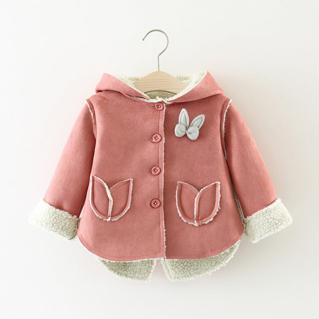Bunny Cardigan Jacket